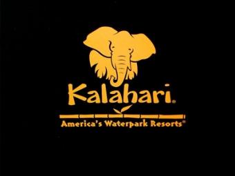Kalahari Indoor Waterpark Resort – Sandusky